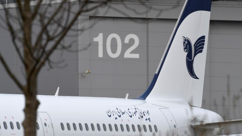 Iran to Land First Airbus Jet Within Weeks Under Sanctions Pact