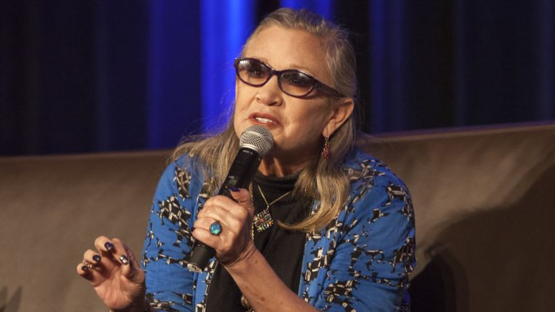 'Star Wars' Actress Carrie Fisher Reportedly Stable After Heart Attack