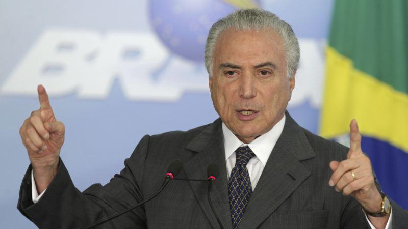 Brazil Senate Passes Spending Cap in Win for Temer