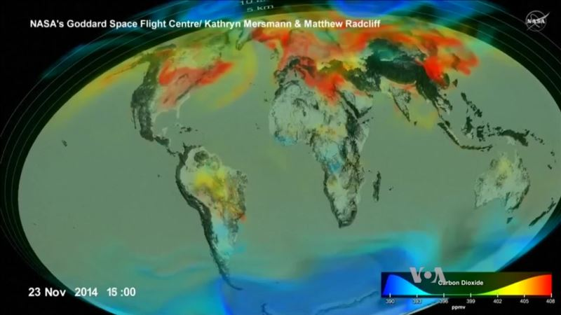 Researchers Show Off New Climate Research on Carbon, Methane