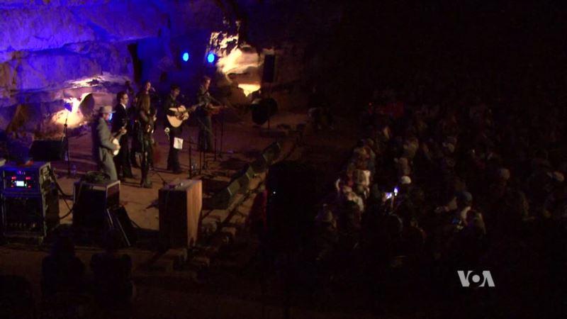 Underground Performances Take Bluegrass to New Heights