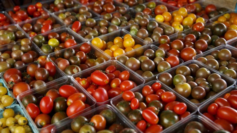 Genes May Help Grocery Tomatoes Catch Up to Heirloom Taste