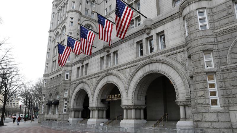 Following the Money in Trump's Hotel Profits Pledge Will Be Hard