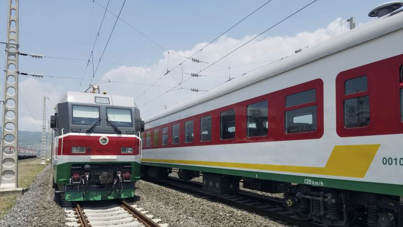 New African Railways Ride on Chinese Loans