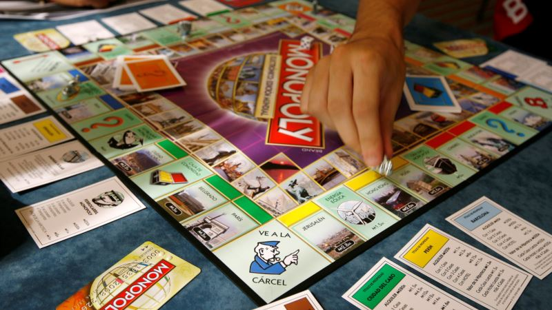 Pawn Poll: Monopoly Players Get Vote on New Generation of Game Pieces