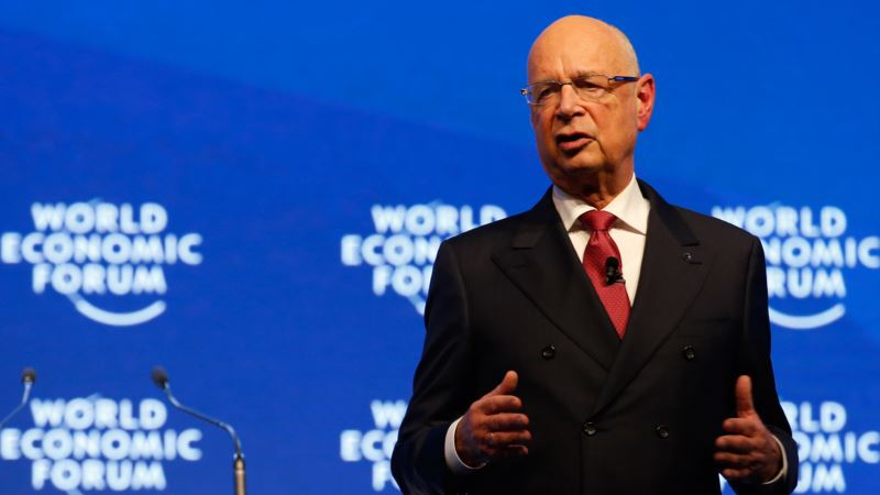 Elites Gather in Davos; Some Worry About Plunging Public Trust