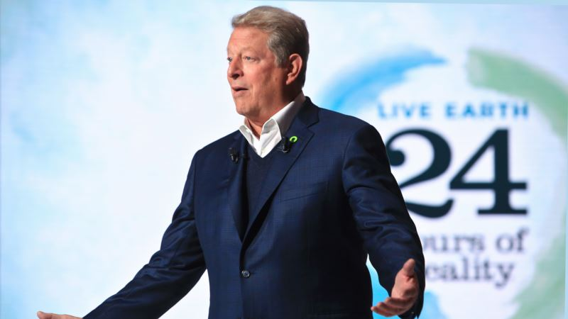 From Al Gore to Water Politics, Climate Change Heats Up Sundance