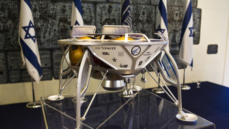 5 Teams to Compete for Google Prize to Land Spacecraft on Moon