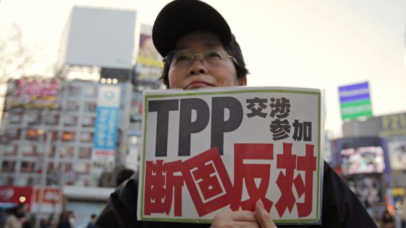 Asia Looking to Alternative Trade Pacts After US Quits TPP