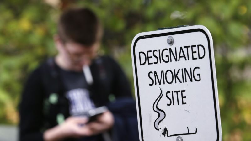 Smoking to be Banned on Some US College Campuses, Public Housing