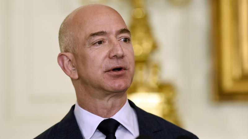 CEO Jeff Bezos Says Amazon Backs Opposing Trump Immigration Order