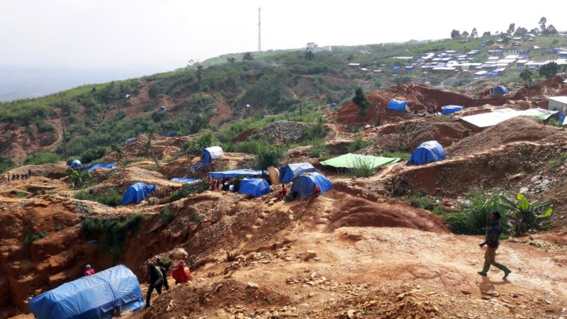 UN Experts: Rebels, Criminals, Some Army Officers Exploit Congo Gold