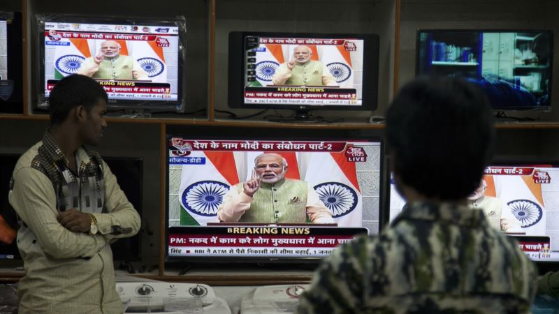 Indian's Modi Announces Series of Incentives for Poor and Farmers