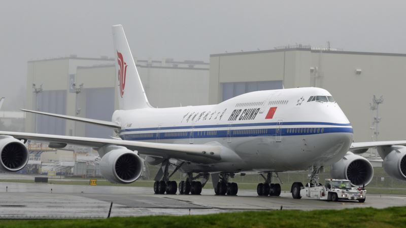 Chinese Paper Says Boeing, US Agriculture at Risk in Trump Trade War