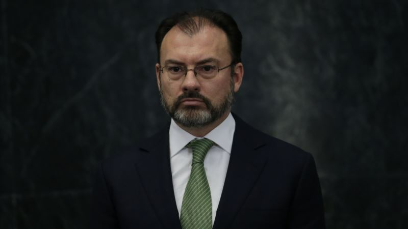 Mexico Says It Will Negotiate With Trump