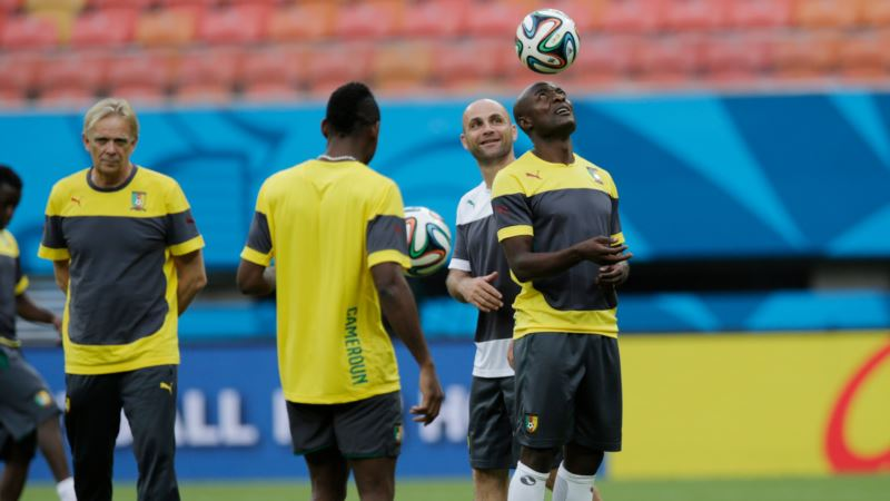 African Footballers Face Sobering Reality, Dashed Hopes Abroad