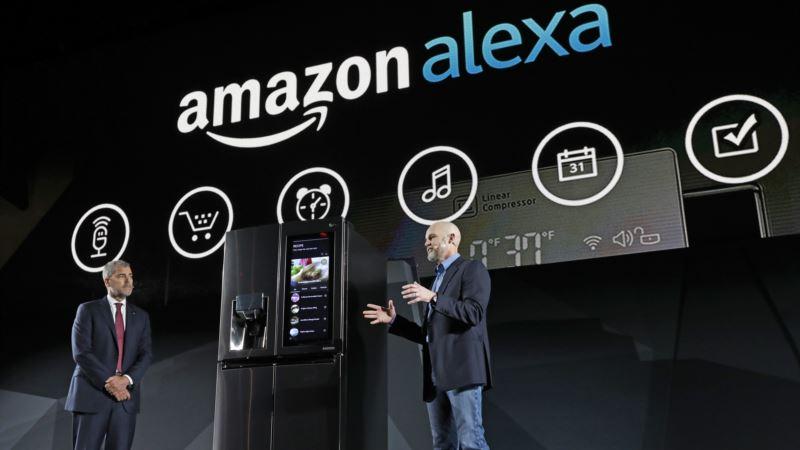 Gadget Makers Offer Voice Controls through Amazon's Alexa