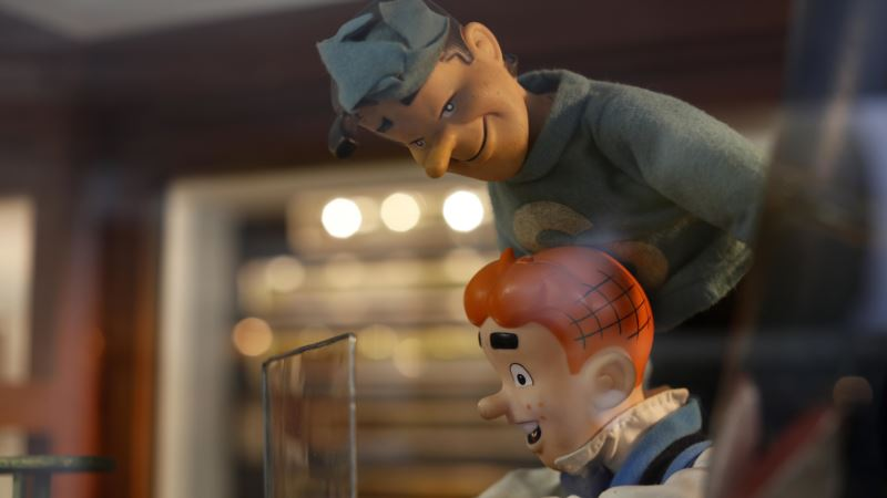 Seven-decade Passion for Toys Fills Mexico Museum