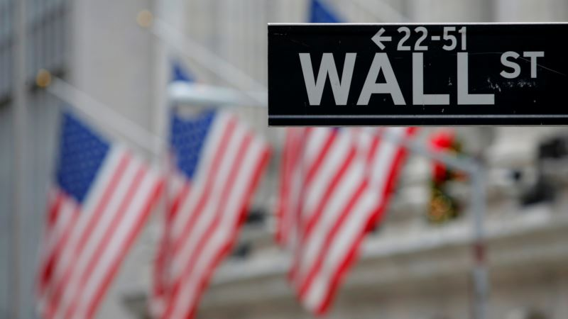 Wall Street Indices Post Largest Single-day Drop Since Trump Election