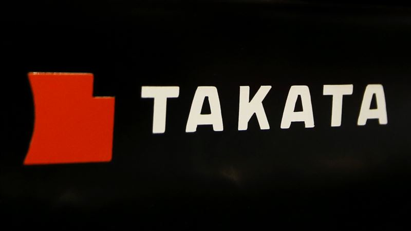 Takata to Plead Guilty, Pay $1B for Airbag Defects