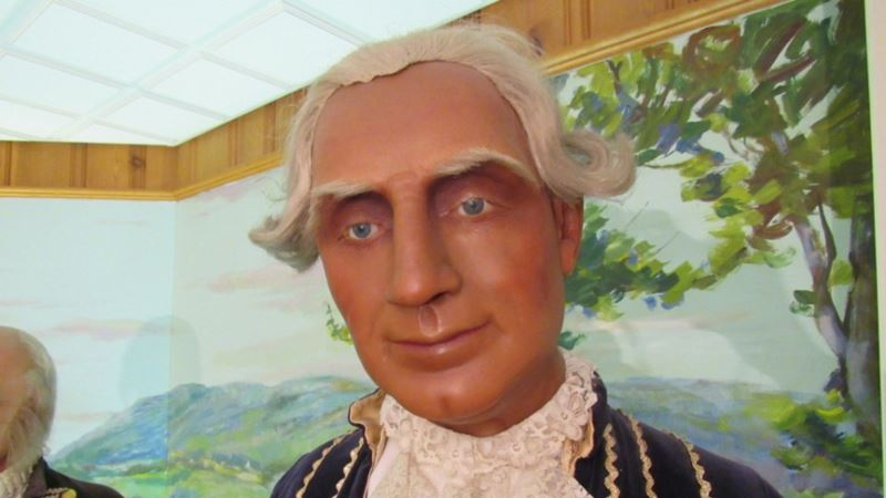 Life-size Presidential Statues Up for Sale