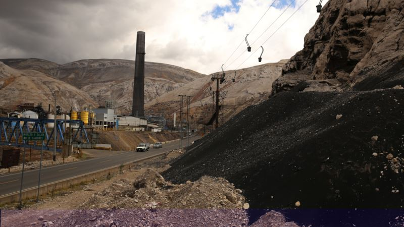 In Peru, a Smelter's Future Stirs Fears of Toxic Past