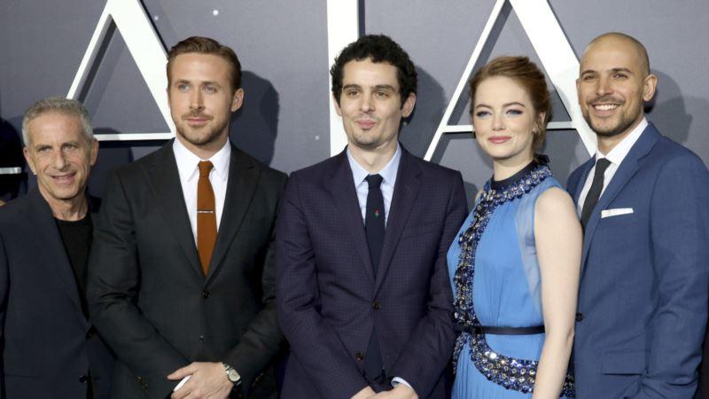 Oscars Go Gaga for 'La La Land' with Record-tying 14 Nominations