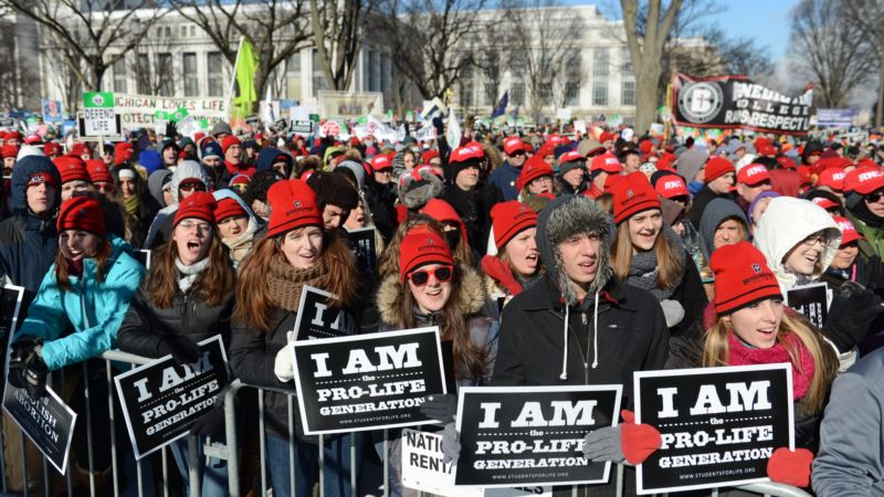 Anti-abortion Effort Gathers Steam Ahead of Trump Presidency, Research Finds