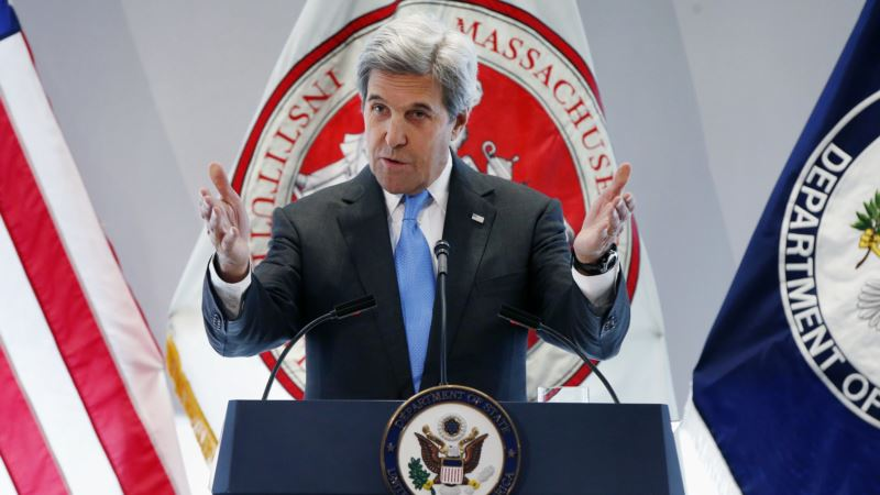 Kerry Vows to Speak Out on Climate Change After Inauguration