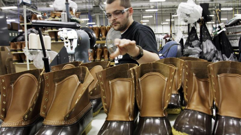 Trump Says Buy LL Bean, But Most Products Made in China