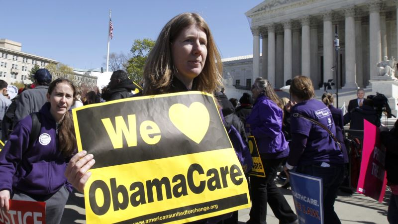 2 Republican Senators Propose Letting States Keep Obamacare