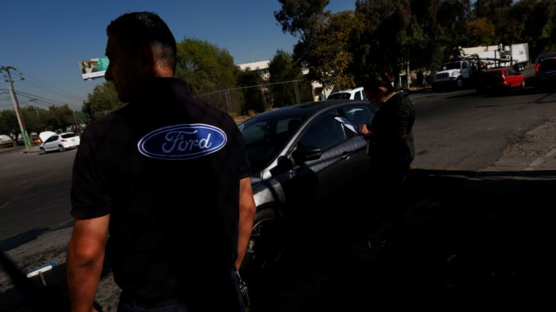 Scuttled Ford Plant Has Mexico Fearing More Under Trump