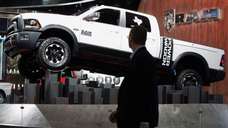 EPA Accuses Fiat Chrysler of Cheating on Emissions Standards