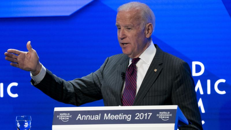 Biden Urges Trump Administration to Continue Cancer Campaign