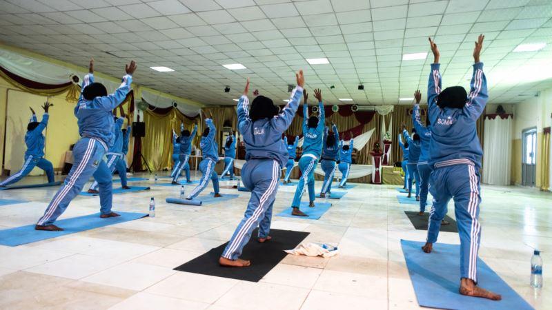 Mind-body Wellness Helps Trauma Survivors in Somalia