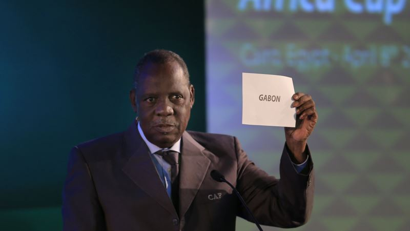 Gabon Counts on Football Tournament to Help Boost Economy