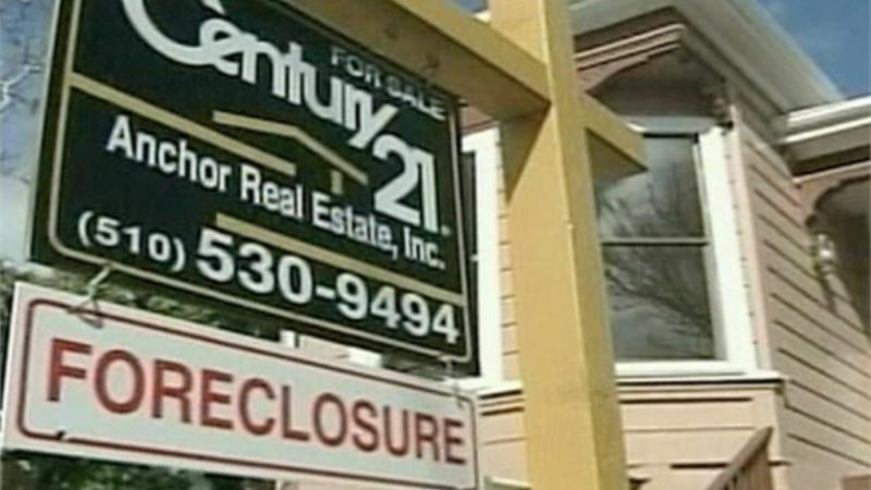 US Foreclosures Hit 10-Year Low in 2016