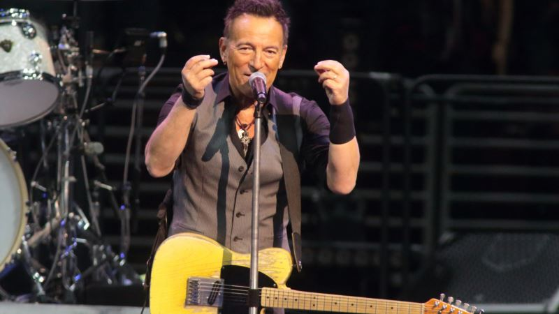 New Jersey University to Host Bruce Springsteen's Archives