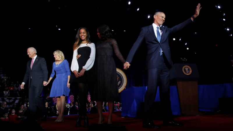 Obama Farewell Tweet His Most Retweeted