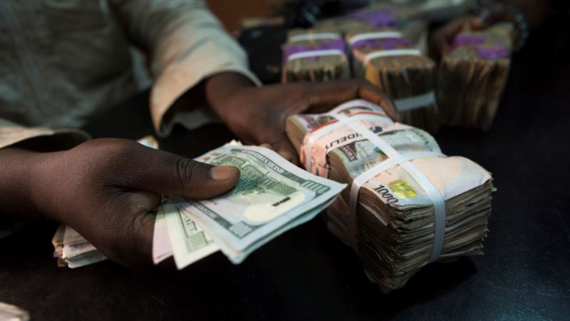 Nigeria Lawmakers Worry About Gap Between Official, Black Market Naira Rates