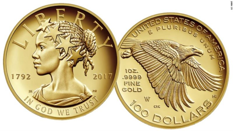 African-American Woman to be Portrayed on New Coin