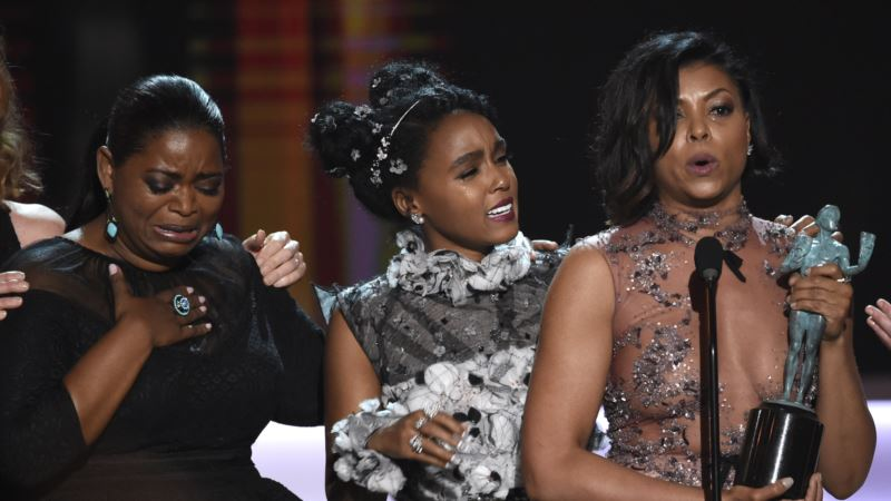 'Hidden Figures' Shocks Screen Actors Guild Awards