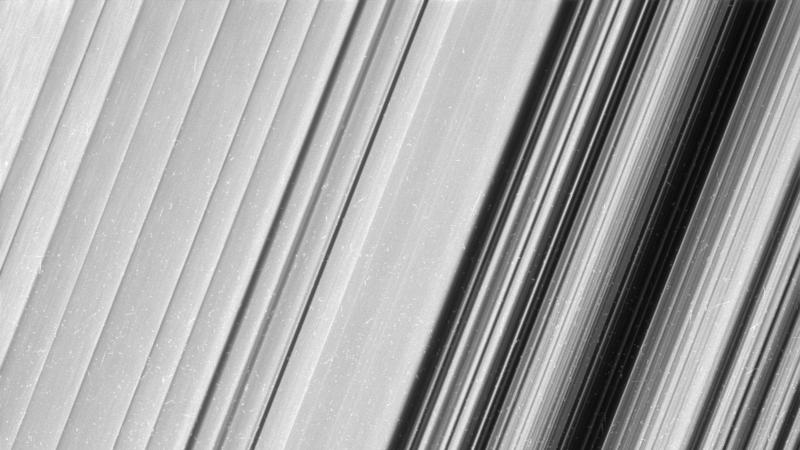 Saturn's Rings Revealed in 'Unprecedented' Detail
