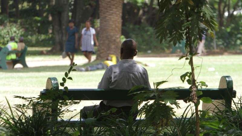 Zimbabwe Tackles Mental Health With 'Friendship Benches'