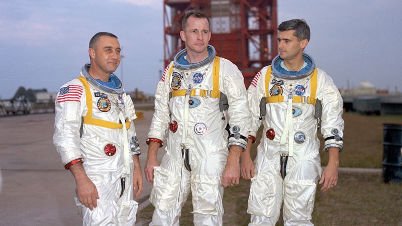 This Day in History: Apollo 1 Bursts Into Flames, Killing 3 American Astronauts
