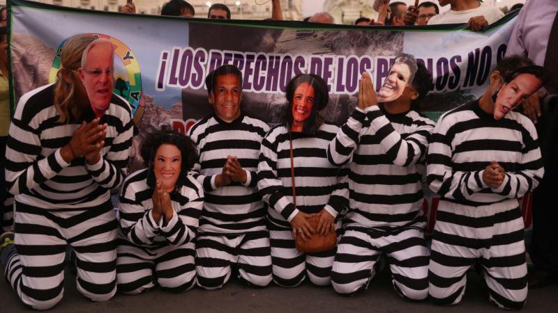 Peru Says Odebrecht Scandal Eclipses Graft in Fujimori Government