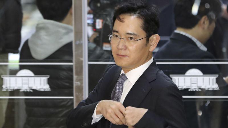 South Korean Court Rejects Samsung Exec Arrest Warrant Request