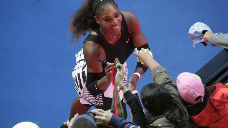Tennis: Serena Thrives Under Pressure to Seal all-Williams Final