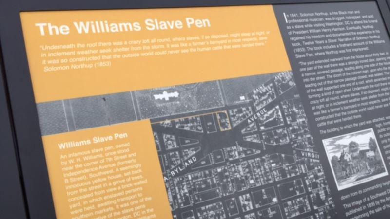 US Government Recognizes Site of Former Slave Prison