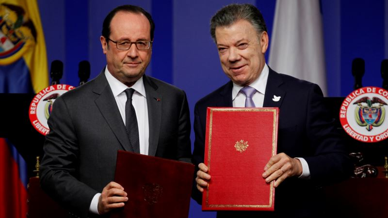 France's Hollande:  EU to Talk Trade with Pacific Alliance